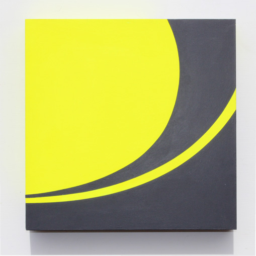 abstract minimalist painting