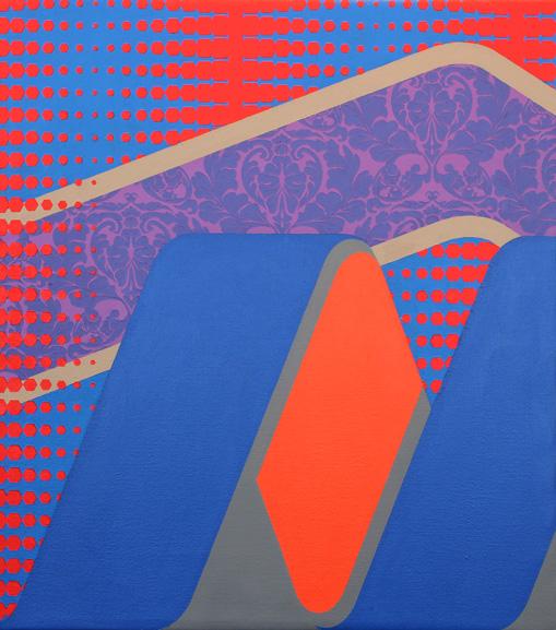 abstract pop art