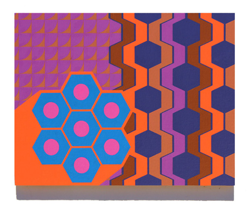 modern abstract artwork