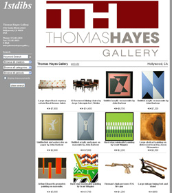 Thomas Hayes Gallery on 1stdibs.com
