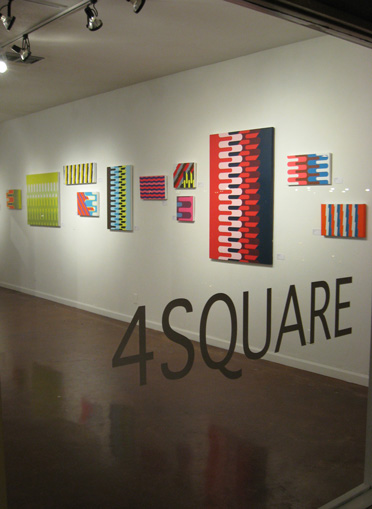 '4Square' at Squeeze Gallery