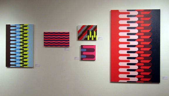 Grant Wiggins in 4square at Squeeze Gallery Scottsdale