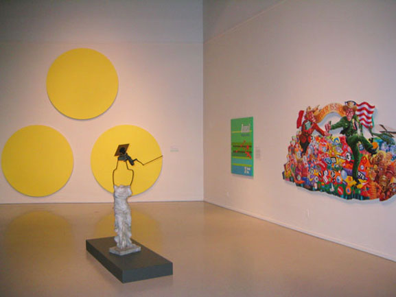 Grant Wiggins, Arizona Biennial 2003, Tucson Museum of Art