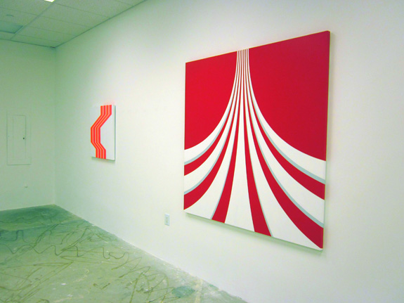 beyond minimalism gallery exhibition at hudsonlinc