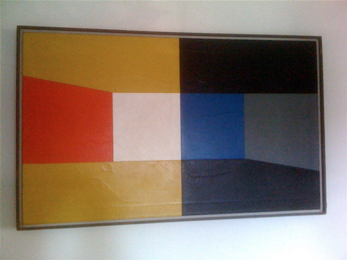 frederick hammersley painting