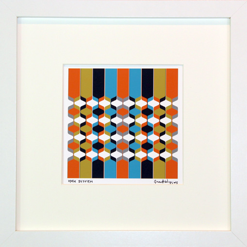 Open System' Framed Print by Grant Wiggins