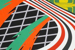 paper art collage