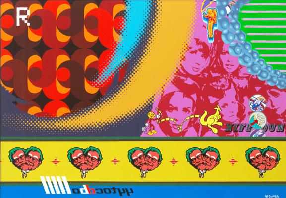 pop art info