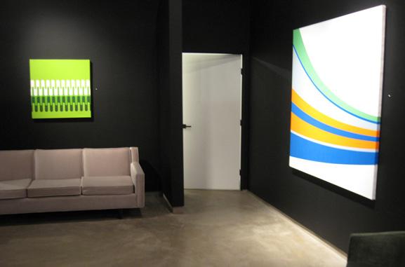 Grant Wiggins at Thomas Hayes Gallery, Hollywood, California