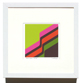 'Transverse 0803B' Framed Print by Grant Wiggins