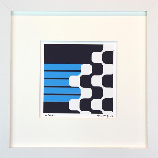 variant framed print