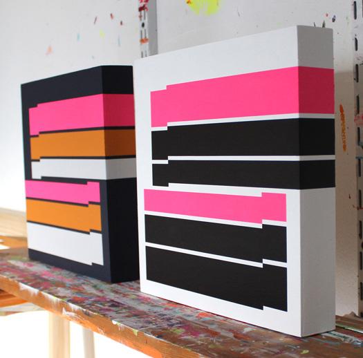 hard-edge painting