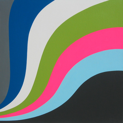 colorful abstract minimalism