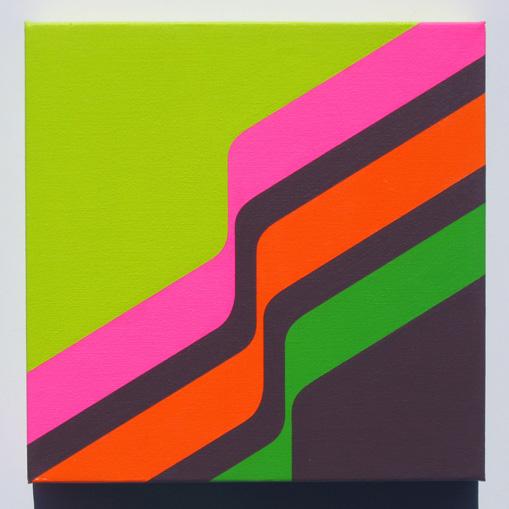 colorful minimalist art