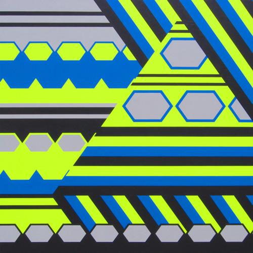 New Painting: Acid Battleship Amylase