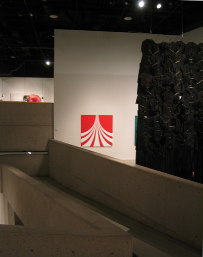 Grant Wiggins in Arizona Biennial 2007, Tucson Museum of Art
