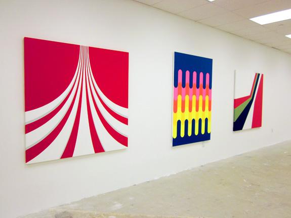 beyond minimalism art show at hudsonlinc