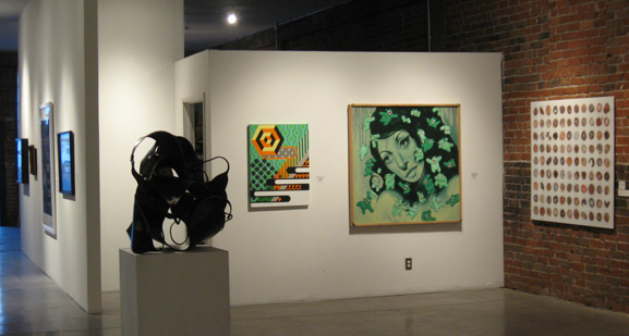 Grant Wiggins in Chaos Theory 11 at Legend City Studios