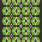geometric pattern artwork