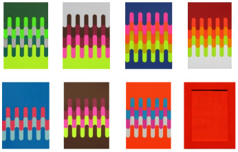 paper paintings soyal gallery