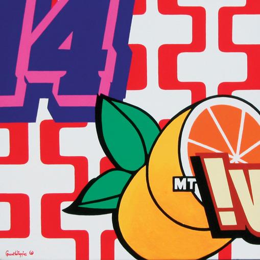 still life pop art